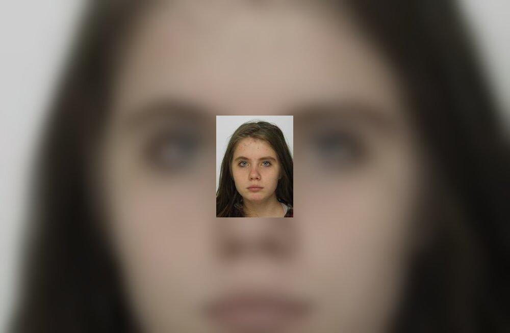 Politsei otsib Raplamaal lastekülast lahkunud 12-aastast Kristiinat