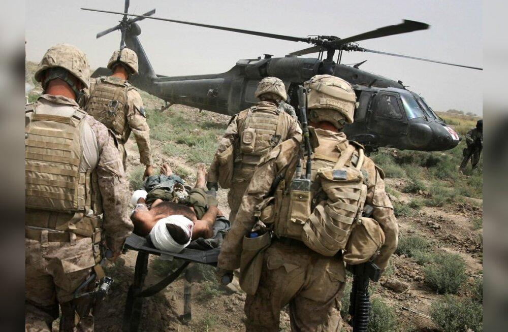 """Afganistanis jala kaotanud sõjaväelase pihtimus: """"Olin ülepea täis otsatut valu…"""""""