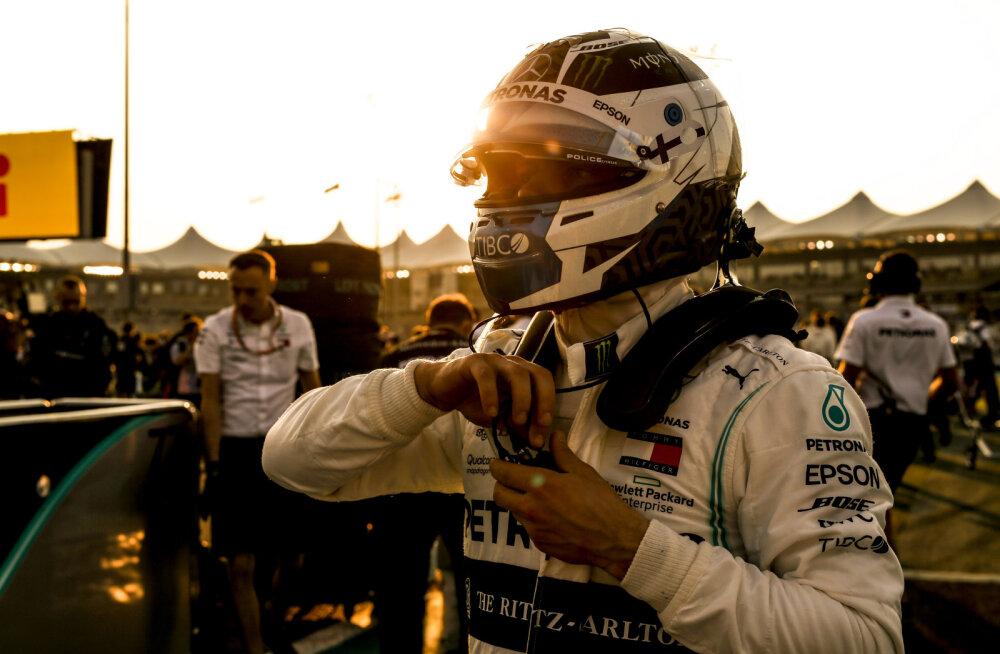 Valtteri Bottas: endist viisi jätkates poleks ma praegu ilmselt Mercedeses