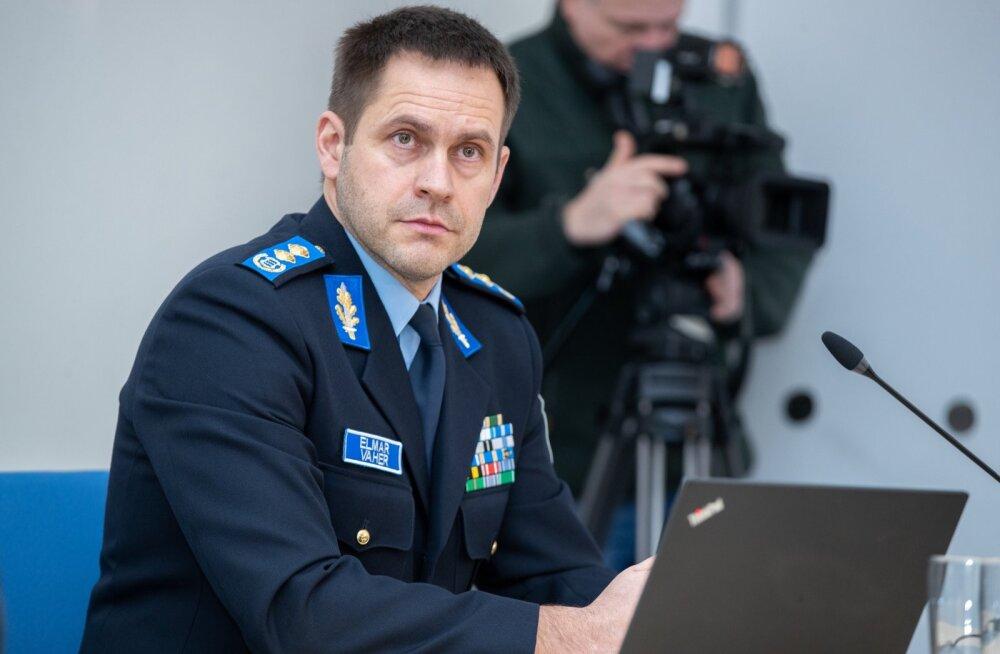 Elmar Vaher: suurendame patrullpolitseinike hulka tänavatel