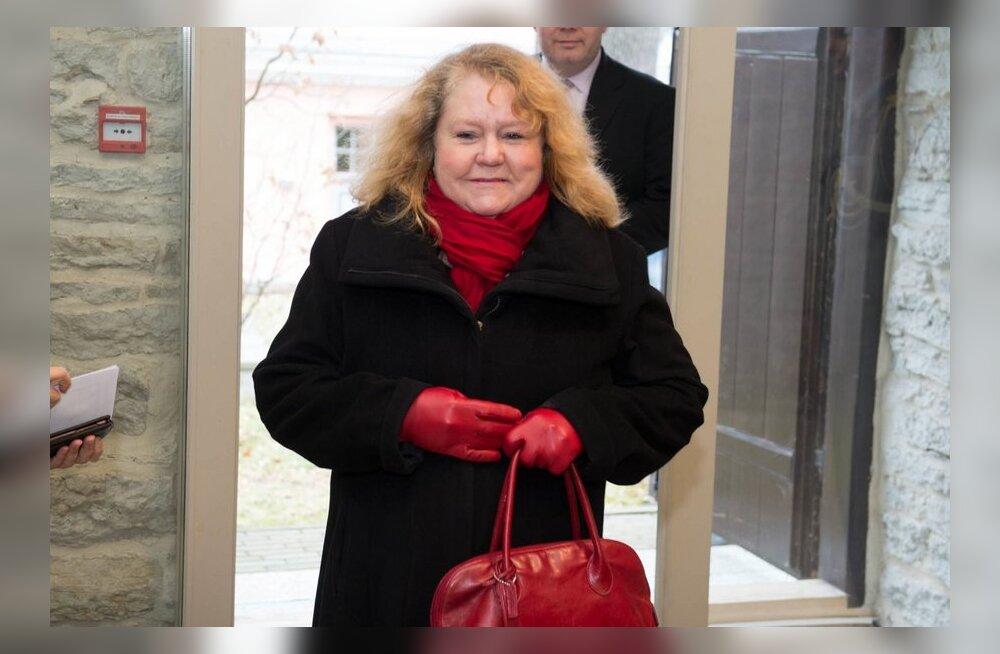 Marika Valk: presidendi ümarlaual räägiti kui kahes keeles