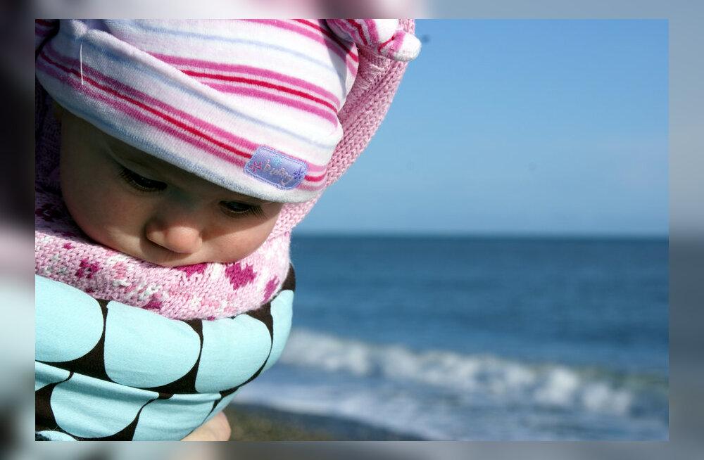 c9e93c16415 Eesti emad lükkavad lapsevankrid ka külma ilmaga välja — mida beebi ...