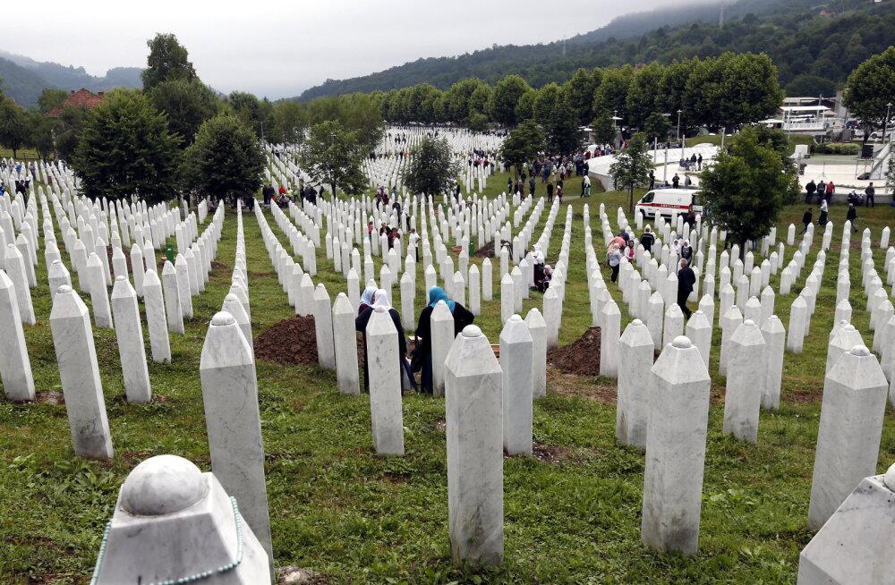 Ülemkohus: Hollandi riik on 10% ulatuses vastutav 350 Bosnia moslemi mehe surma eest 1995. aastal