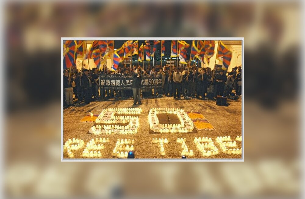 Riigikogus loodi Tiibeti toetusrühm