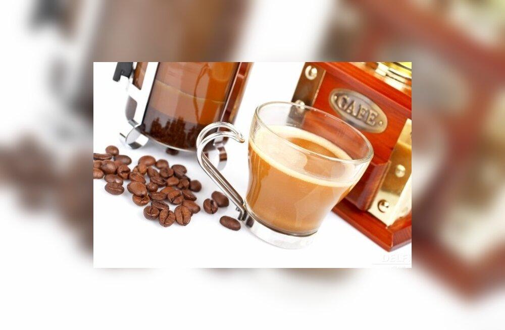 MÕTE: Tee enesele tassike parimat kohvi