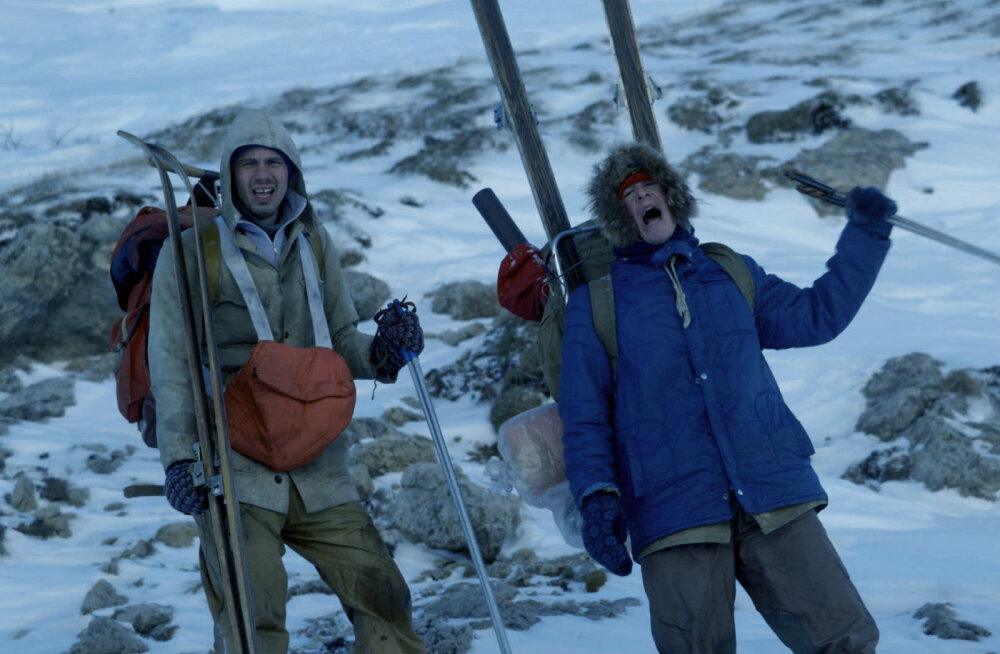 """Kodumaine """"Must alpinist"""" tõusis kinode vaadatuimaks juba avanädalavahetusel"""