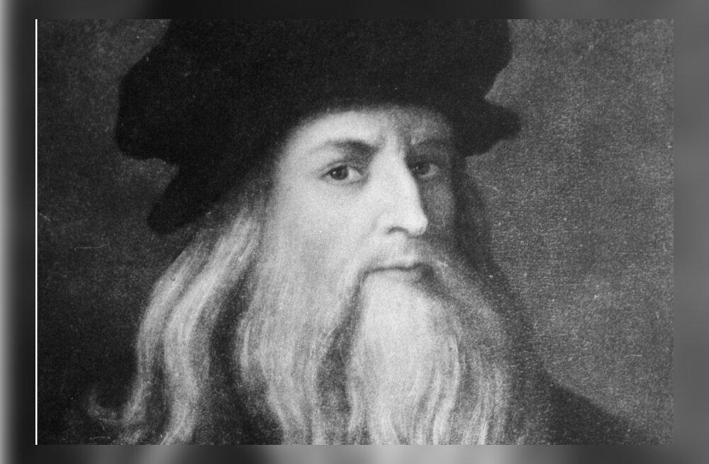 Šveitsi panga varakambrist avastati Leonardo da Vinci kadunud teos