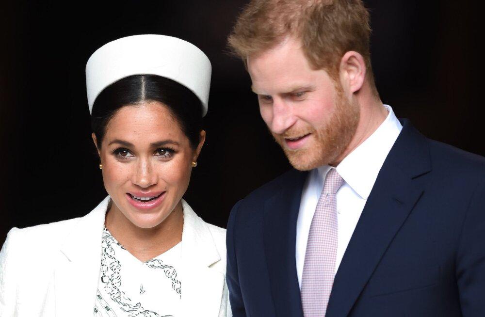 Kuninganna jälgedes: Meghan Markle plaanib kodusünnitust