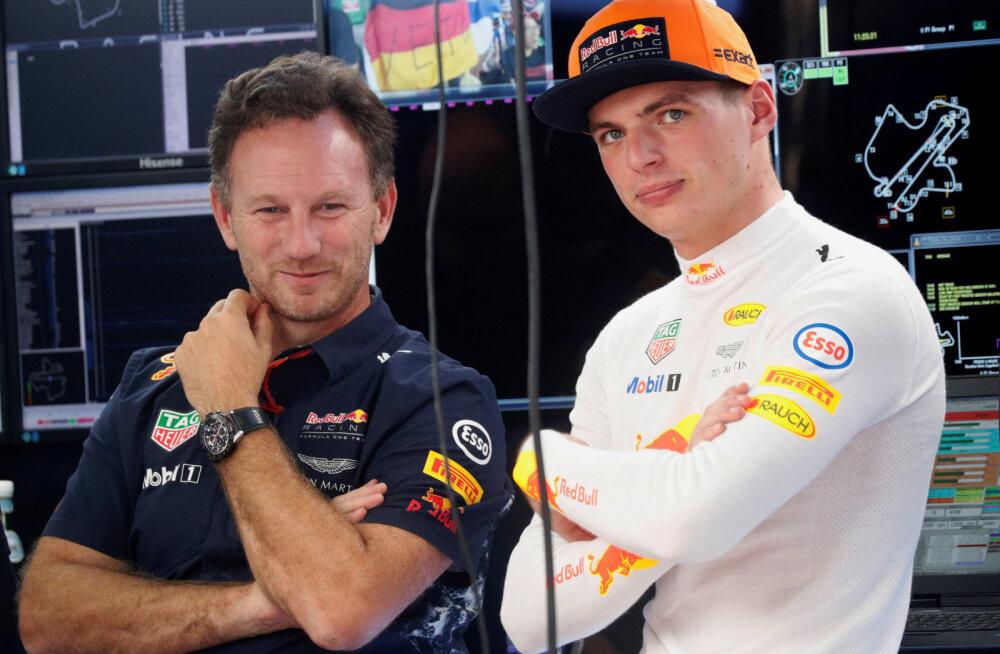 Red Bulli juht võidukast Austria etapist: me ei tea, miks nii kiired olime