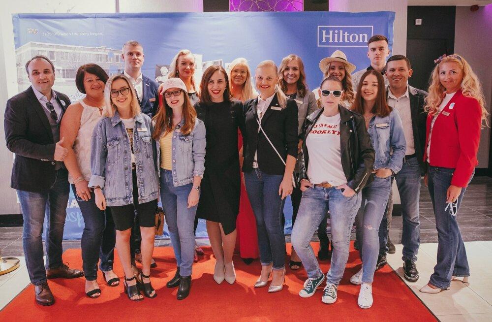 Hiltoni 100. sünnipäev