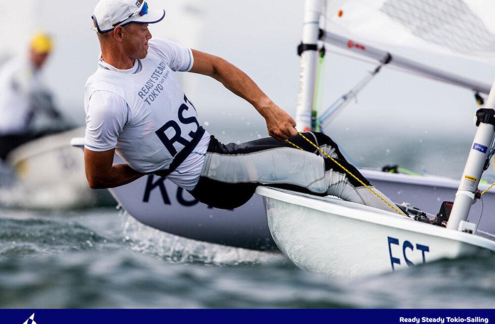 Kuumarabanduse saanud Karl-Martin Rammo lõpetas eel-Olümpia teise päeva esikümnes