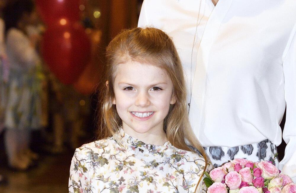 Rootsi printsess Estelle'i kool suleti koroonaviiruse tõttu
