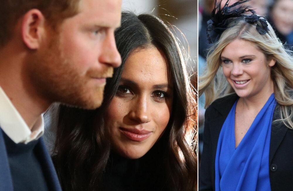 Maailm on ikka väike! Prints Harry abikaasat ja endist elukaaslast ühendab suur saladus