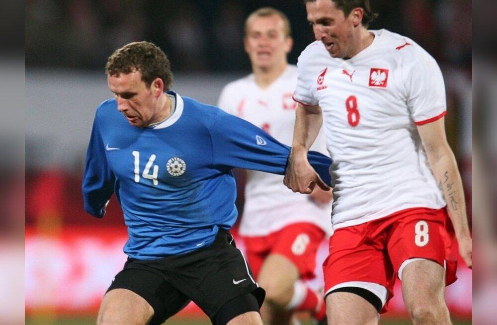 Eesti jalgpallur valiti EM-valiksarjas sümboolsesse koosseisu!