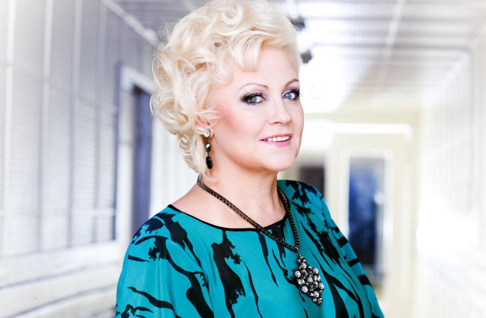 Lauljatar Anne Veski: tundub, et minu muusika meeldib rekkajuhtidele!