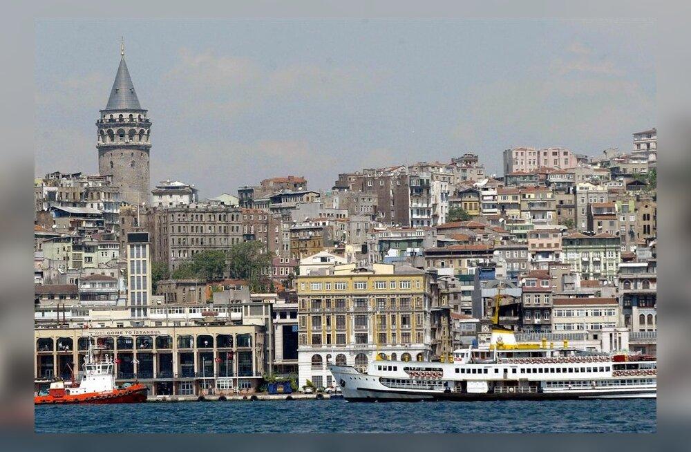 Istanbuli kuumad kohad