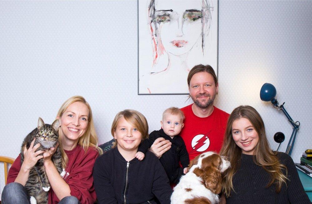 Laura Kõrvits | Mis sa neist lastest nii palju sünnitad, kui järjekorras seista ei jaksa!