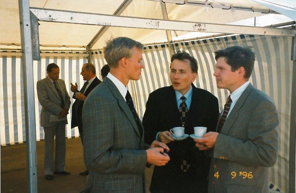 Kuusakoski 1996. aastal