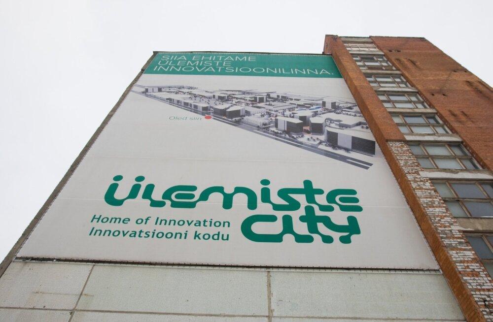 ÜLEMISTE CITY