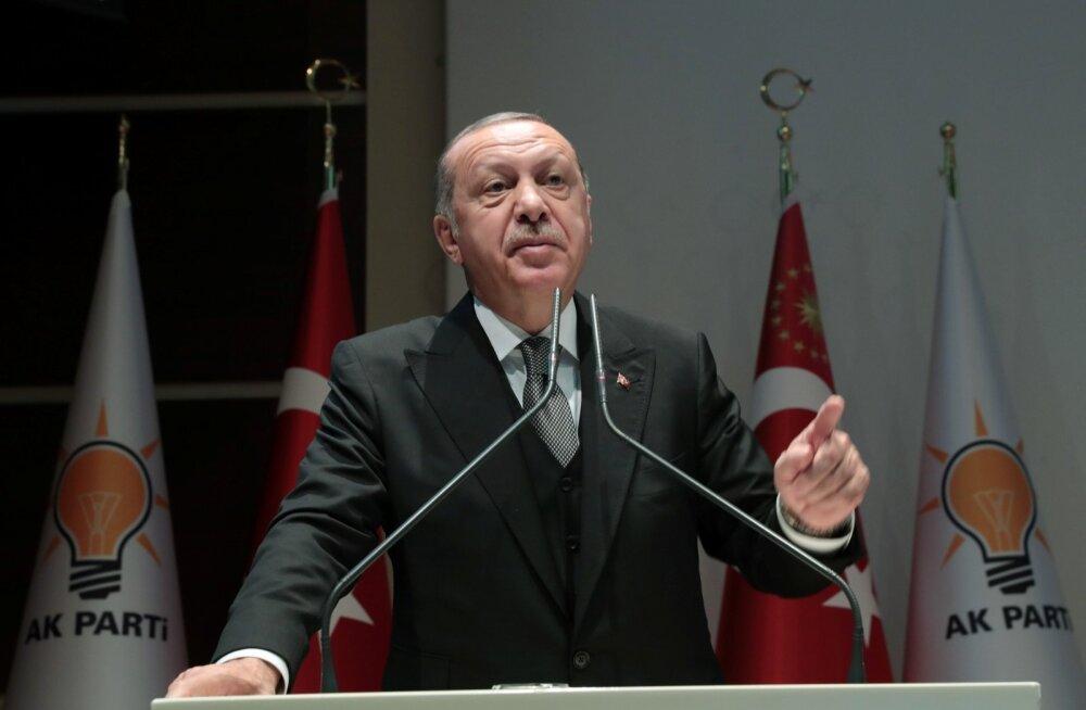 Erdoğan: Khashoggi mõrvati konsulaadis vägivaldselt