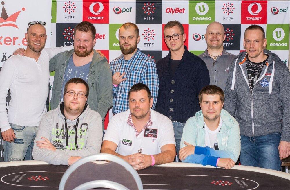 2016. aasta Eesti pokkeri meistrivõistluste finalistid
