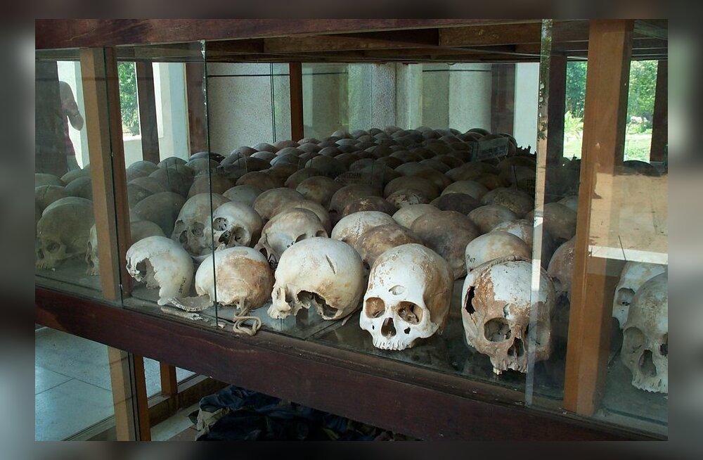 """Massimõrvadele lõpu tegemine pole ainult """"ameerika imperialistide"""" küsimus"""