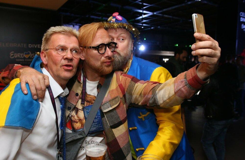 Eurovisioni klubiõhtu