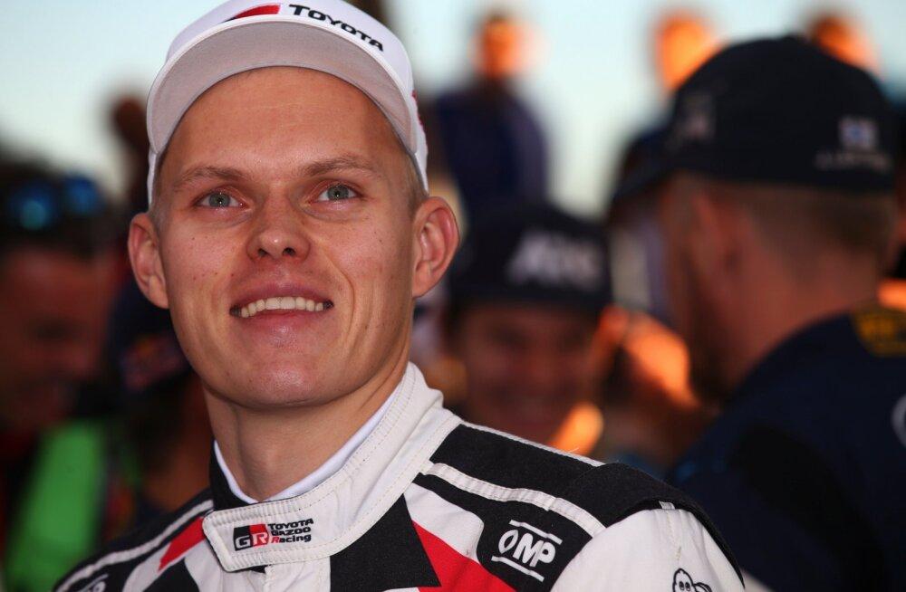 Ott Tänak sai uue sponsori, millel on WRC-ga tulevikus suured plaanid