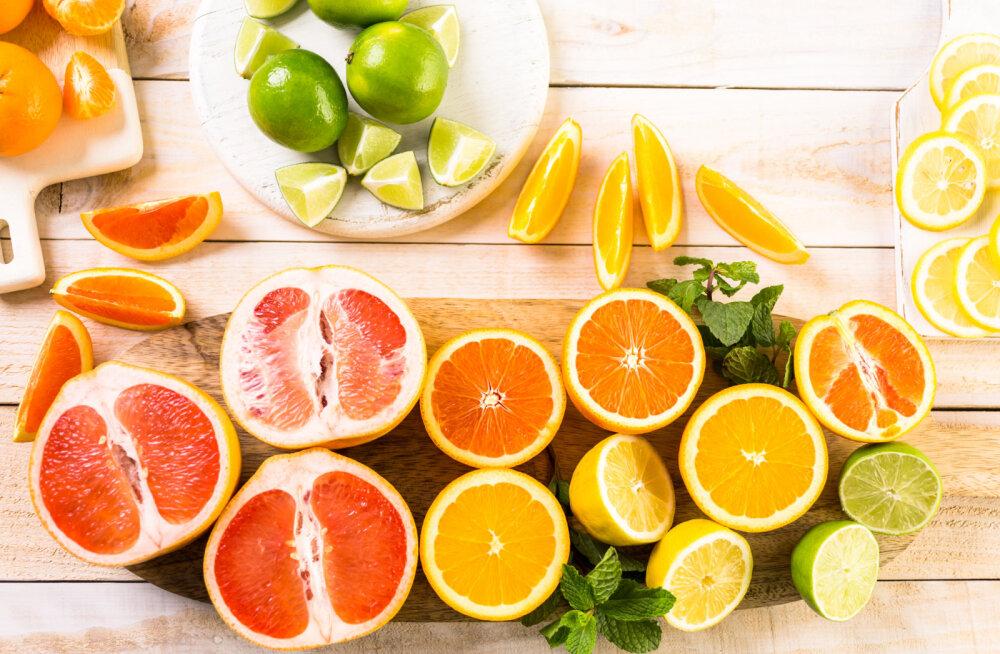 Tervis tugevaks! C-vitamiin on mitmekülgne ja hädavajalik ehituskivi hea tervise jaoks