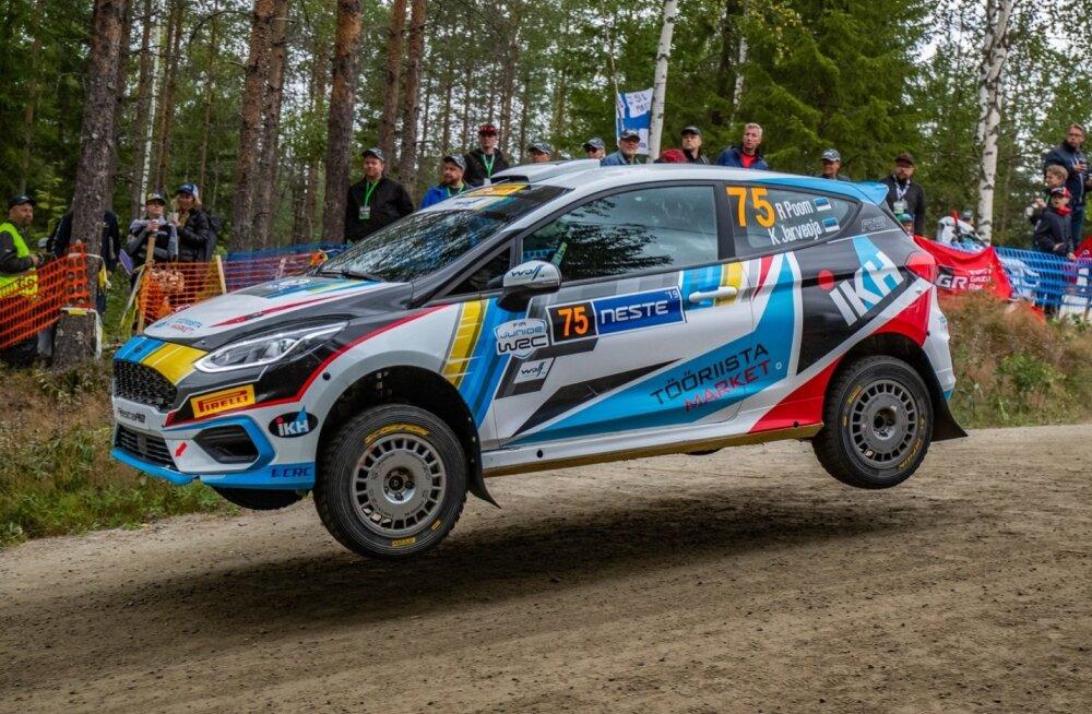 Roland Poom Soome MM-ralli 2019