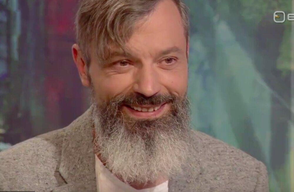 FOTOD | Enne ja nüüd! Owe Petersell allus survele ja kärpis oma habeme tunduvalt lühemaks