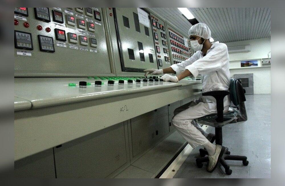 Iraan ei soostu lõpetama uraani rikastamist 20-protsendise puhtusastmeni