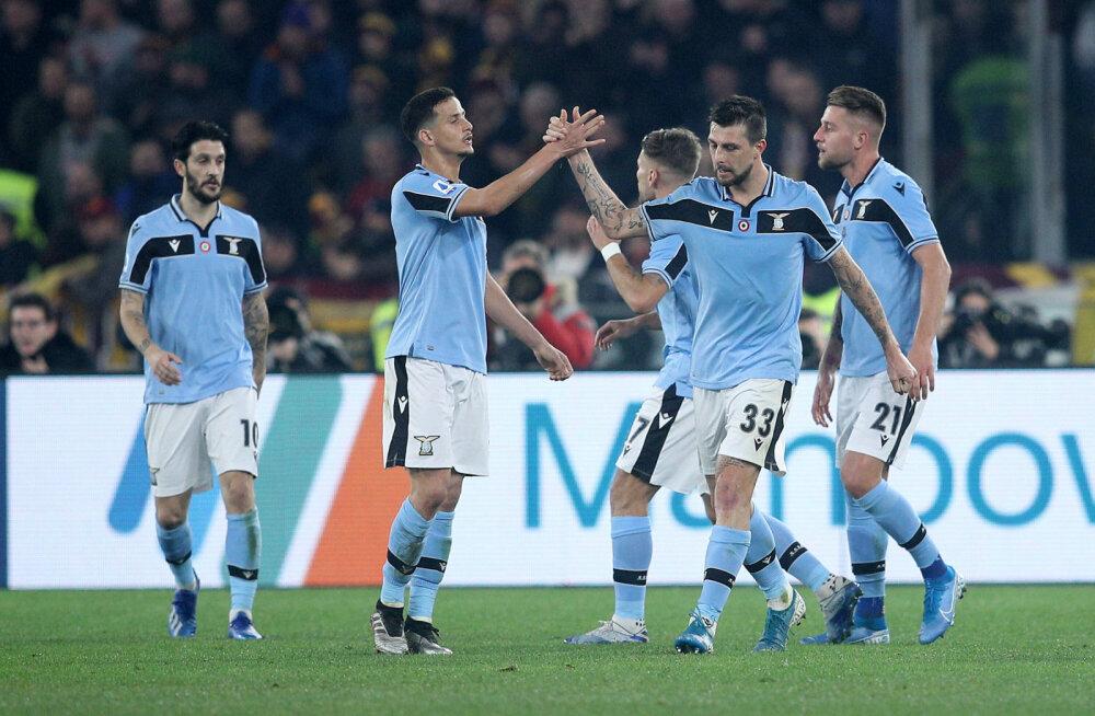 Lazio jalgpallurid
