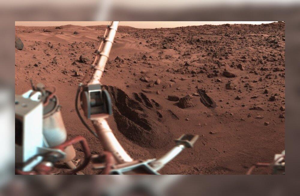 Veenuse-lend jäigi unistuseks, Marsi juurde käib suur võidujooks