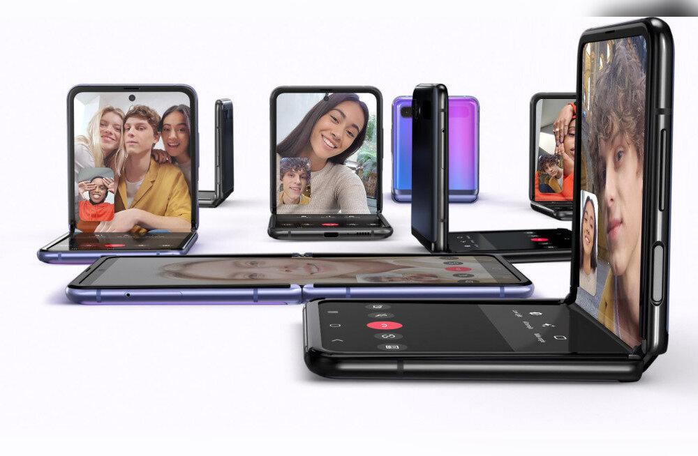 VIDEOD | Ettevaatust: uued volditava ekraaniga telefonid olla haprad nagu eelkäijadki