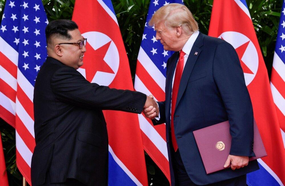 Põhja-Korea: tulemuste ootamine dialoogipartnerit solvates võrdub keedetud munast tibu ootamisega