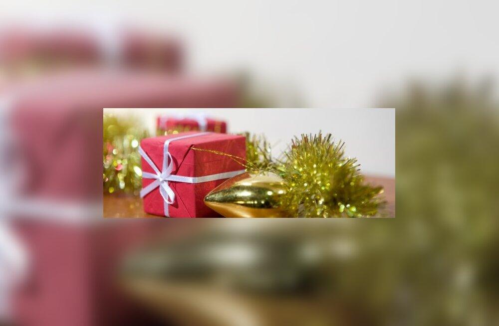 """""""Jõulutunnel"""" toetab liikumispuuetega inimesi"""