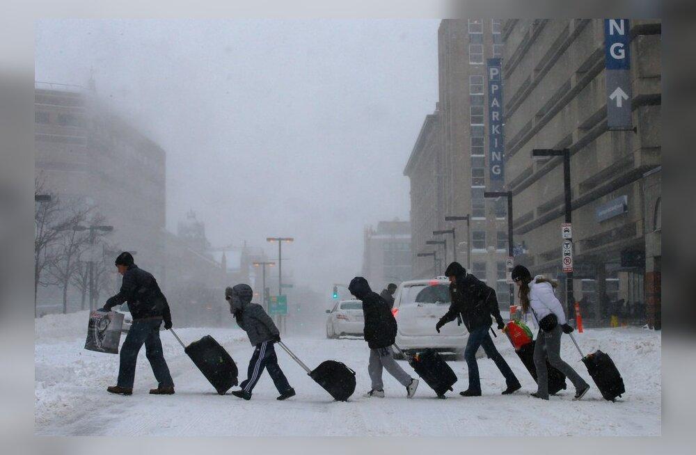 Ameerika lumi