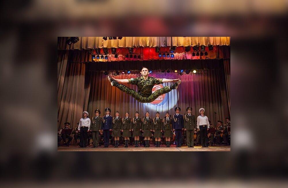 Ансамбль Российской Армии в Эстонию не приедет