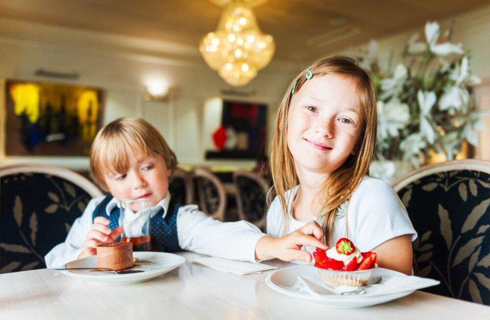 Tahad lastega välja sööma minna? Need on suurepärase pererestorani tunnused!