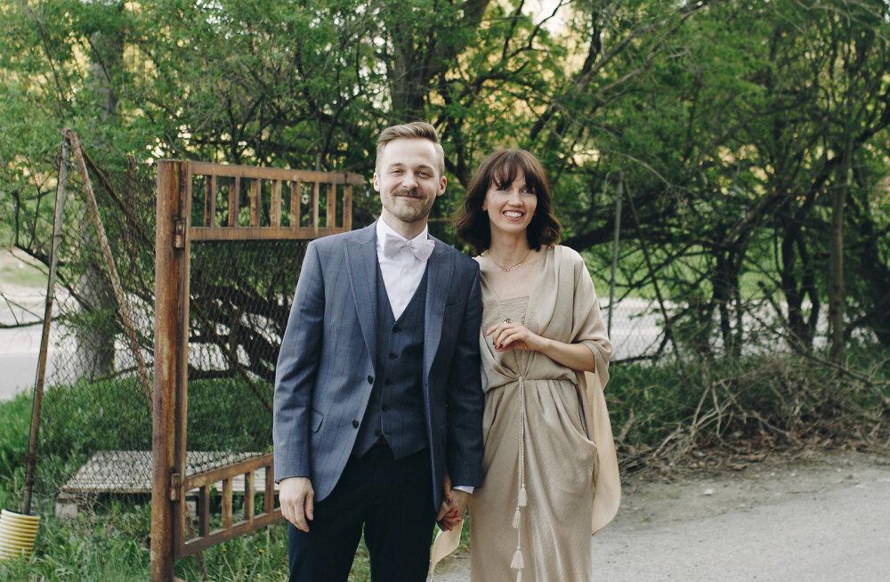 PULM! Erki Pärnoja ja Anna Põldvee: meie liit kehtis juba enne sõrmuseid
