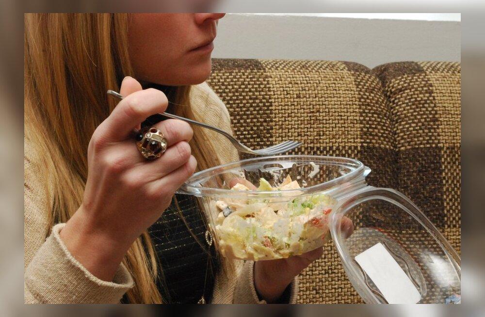 Tunne söömishäire ära, enne kui on liiga hilja!