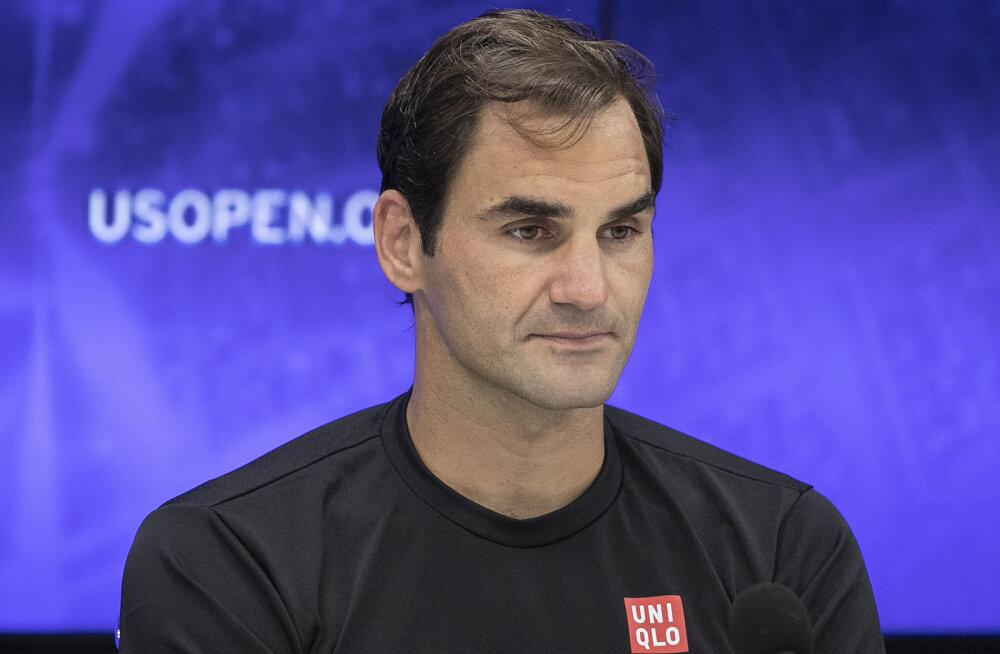 Roger Federer andis vihje karjääri lõpetamise osas
