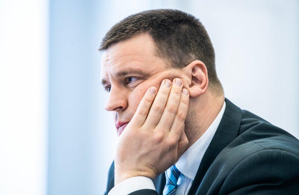 Jüri Ratase võimuliit mõtles ERJK kaotamise välja