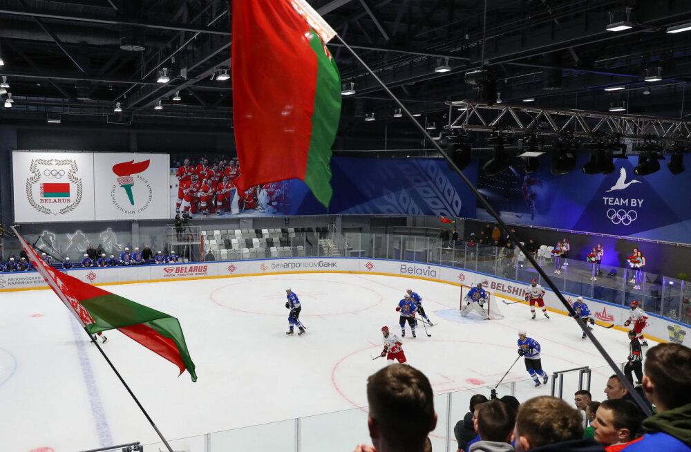 Tervelt 23 Valgevene hokiklubi mängijat nakatus koroonaviirusesse