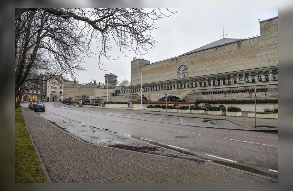 Стоимость реновации Национальной библиотеки может превысить 50 миллионов евро