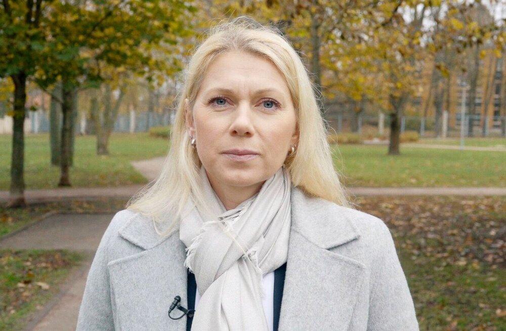 Kristina Šmigun-Vähi: ma ei lähe poliitikasse tippsportlasena, vaid tubli ja tööka Eesti naisena, kes hoolib oma oma lastest ja nende tulevikust