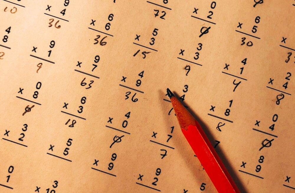 TEST | Kas saaksid vähemalt 15 punkti? Pane end matemaatikas ajaviiteks proovile