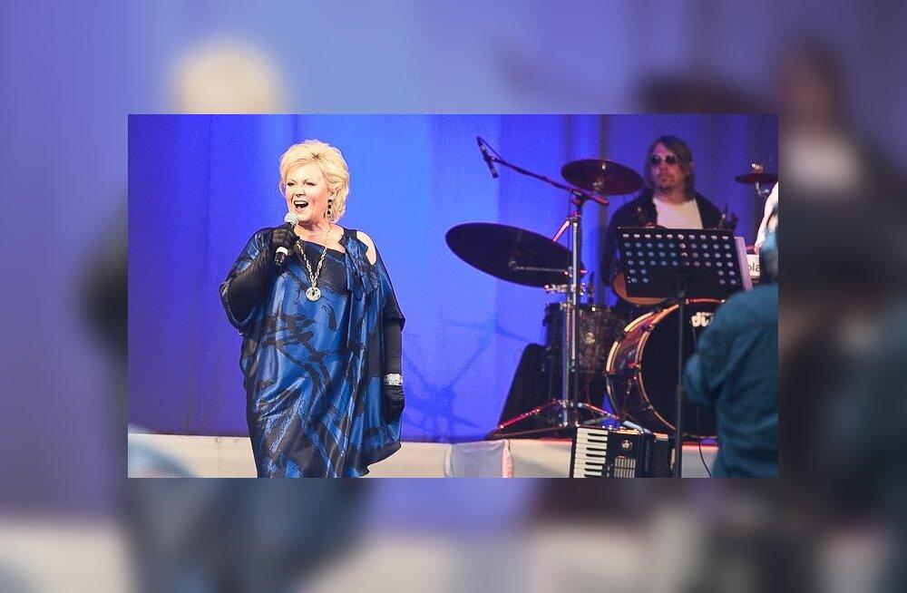FOTOD: Anne Veski juubelikontserti külastasid ka kuulsused