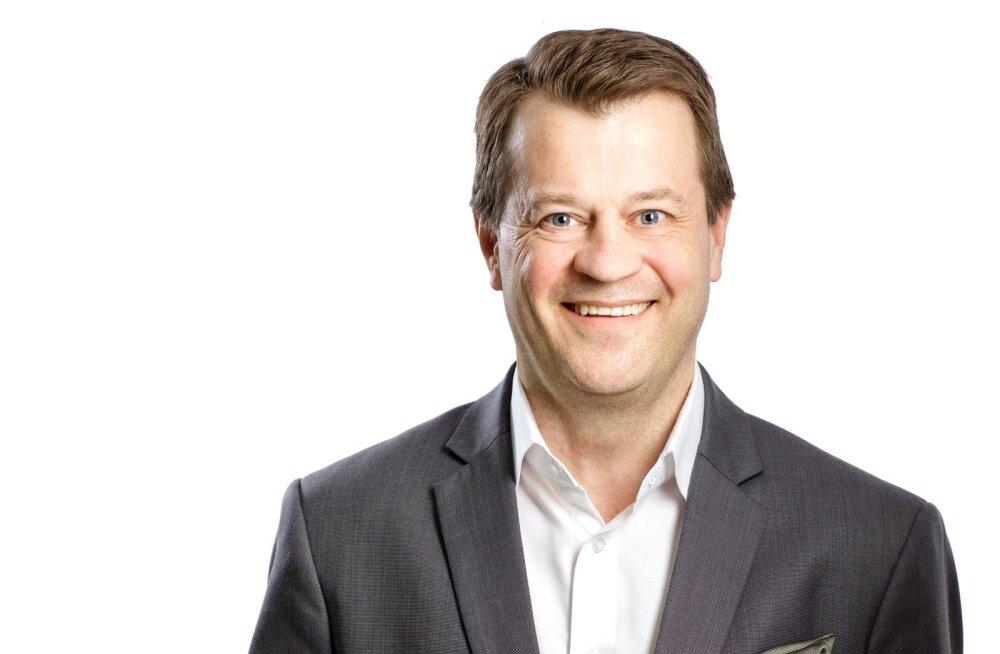 Ari Virtanen, Ensto Grupi president